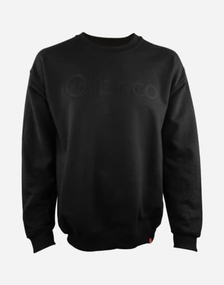 Glibr.co - Sweater Glibr.co Black Edition