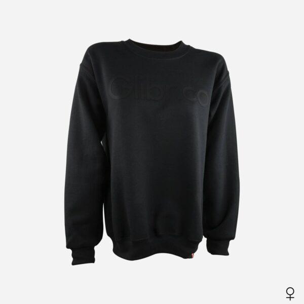 Glibr.co - Sweater Glibr.co Black Edition