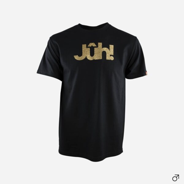 Glibr.co - T-shirt Jûh! GOLD