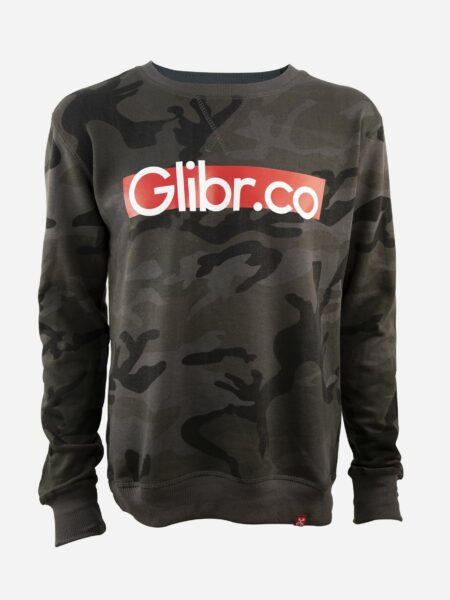 Glibr.co - Sweater Glibr.co CAMO