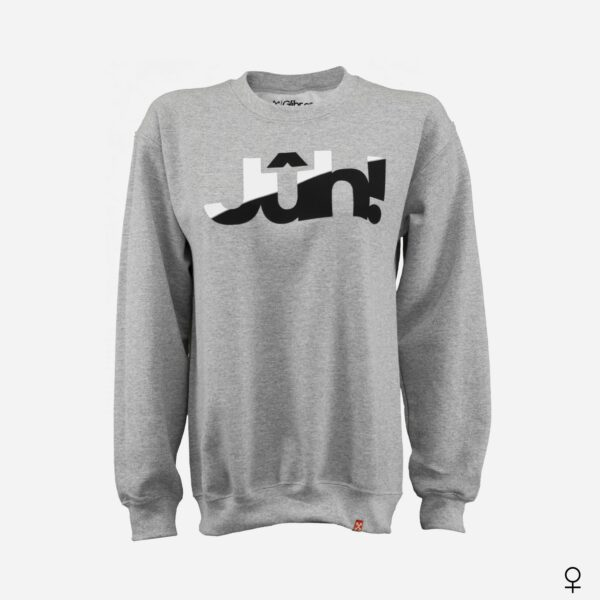 Glibr.co - Sweater Jûh! Black to White